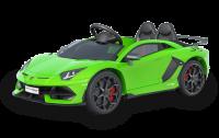 12V Lamborghini con Licencia Biplaza Coche eléctrico para niños