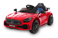 12V Mercedes GTR con Licencia eléctrico para niños