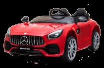 Mercedes AMG GT de 12V eléctrico con Licencia Biplaza