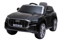 12V Audi Q8 con Licencia Eléctrico para niños