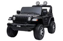 Jeep Rubicon de 12V Eléctrico con Licencia de 2 plazas
